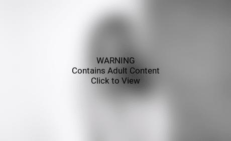 Alison Brie, No Pants