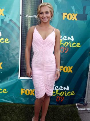 Hayden at Teen Choice Awards