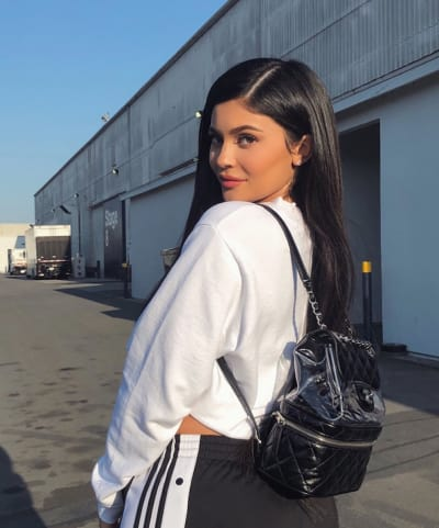 Kylie Jenner: Come Hither, Folks!