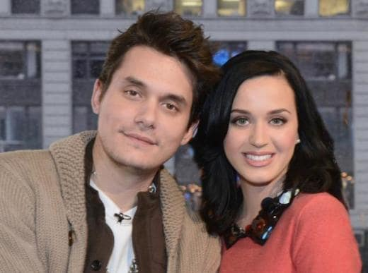 Katy Perry and John Mayer Picture