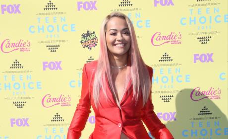 Rita Ora at Teen Choice Awards