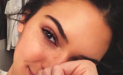 Kendall Jenner: No Makeup, All Freckles!