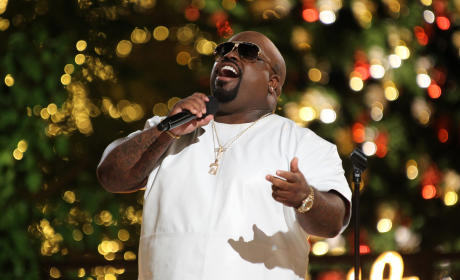 Cee Lo Green at The Grove