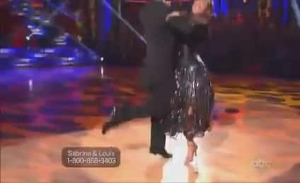 Dancing With the Stars Recap: Sabrina Bryan Quicksteps to Top Spot