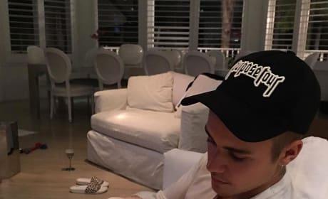Justin Bieber, Cute Puppy