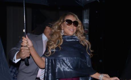 Mariah Carey: Smiling In The Rain
