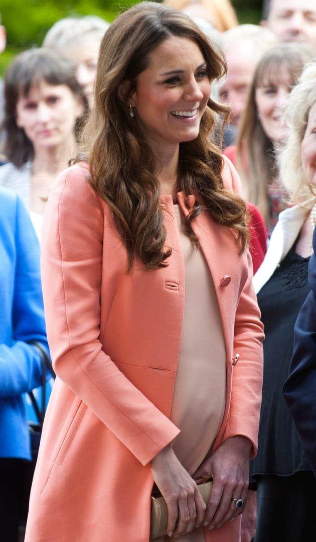 Kate Middleton Pregnancy Fashion
