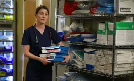Meredith is Back