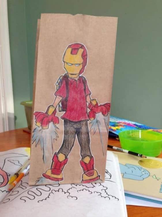 It's Ironman!