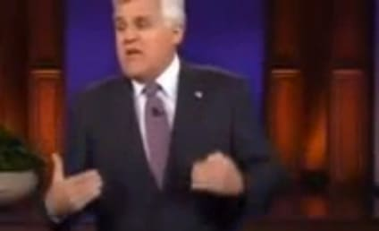 "Jay Leno ""Snakes"" Comment Wrankles NBC Executives"