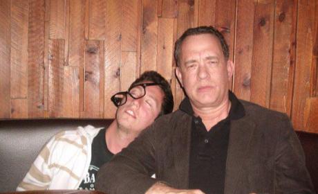Tom Hanks Reddit Photo