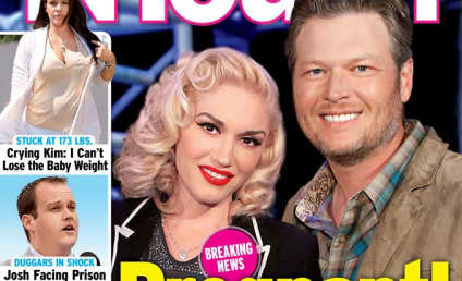 48 Hilariously Untrue Tabloid Tales: Who's NOT Pregnant Now?