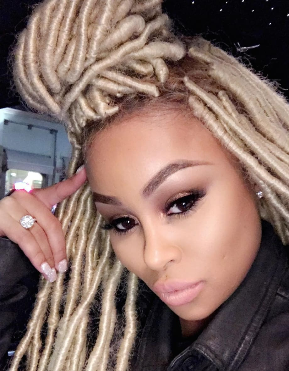 blac chyna sex tape: in the works? to feature bevy of girl-on-girl