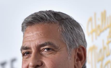 George Clooney is Handsome