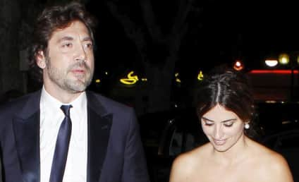Penelope Cruz and Javier Bardem: Married!