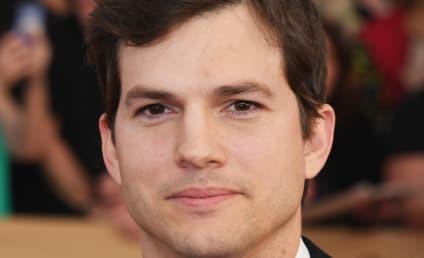 Ashton Kutcher Shares Weird Ass Way He Coped With Divorce