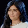 Kylie jenner gets deep