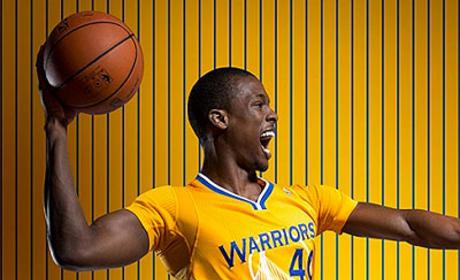 Warriors Sleeve Jerseys
