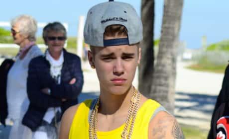 Justin Bieber in Miami