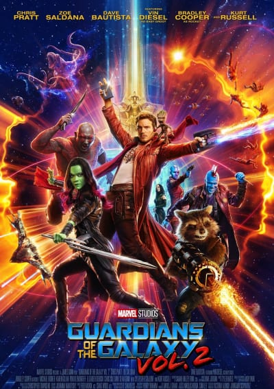 Guardians of the Galaxy Vol. 2. Poster
