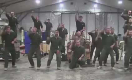 Marines' Greased Lightning Video: Now That's How to Pass the Time in Afghanistan!