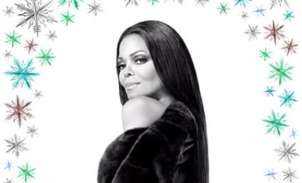 Janet Jackson Christmas Card: (Solo) Season's Greetings!
