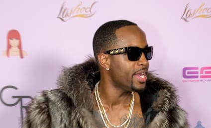 Safaree Samuels: Nicki Minaj Only Dated Me For My Anaconda!