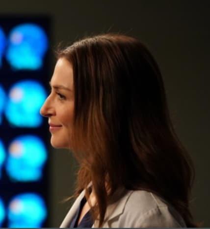 Ameilia On Grey's Anatomy