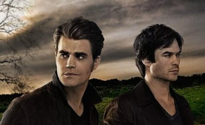 The Vampire Diaries Poster: So Long, Mystic Falls?