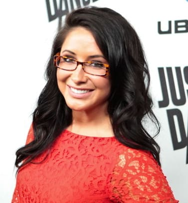 Bristol Palin Red Carpet Pose