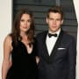 Keira Knightley and James Righton Pic