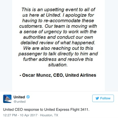 united comment