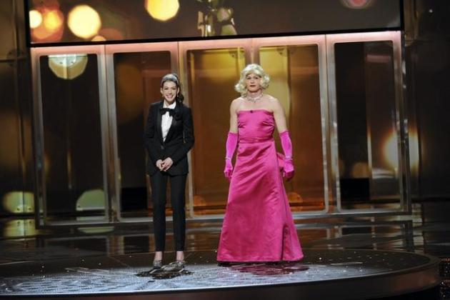 James Franco in a Dress