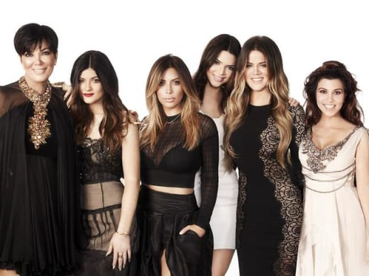 Family Kardashian Pictures