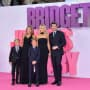 Patrick Dempsey Wife Jillian Bridget Jones's Baby World Premiere