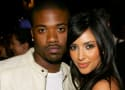 Kim Kardashian Fixed Makeup, Ate Pizza, Took Phone Calls During Sex with Ray J