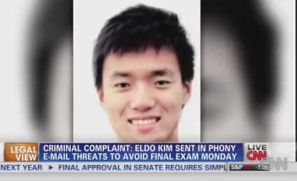 Eldo Kim Charged in Harvard Bomb Hoax, Just Wanted to Skip Finals