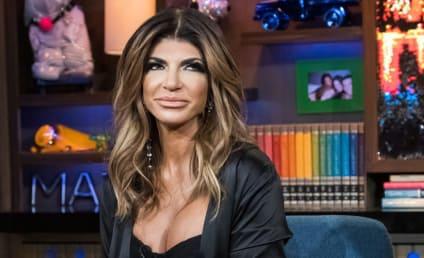 Teresa Giudice Hasn't Had Sex in Well Over Two Years