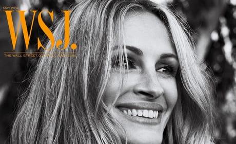 Julia Roberts WSJ Magazine Cover