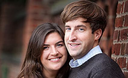 Cate Edwards and Trevor Upham: Married!
