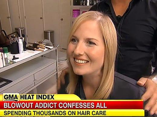 Blowout Addict Sandra Ballantine