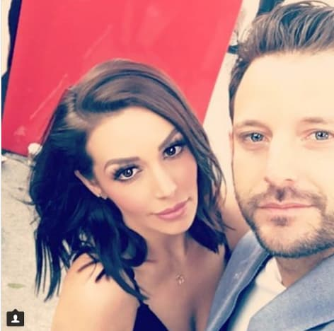 Scheana Shay and Robert Valletta