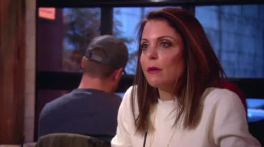 Bethenny Frankel Is Not Impressed