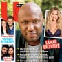 Lamar Odom Us Weekly Cover
