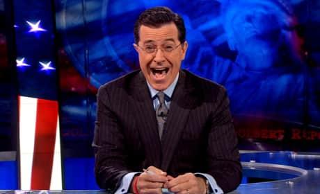 Colbert Report Picture