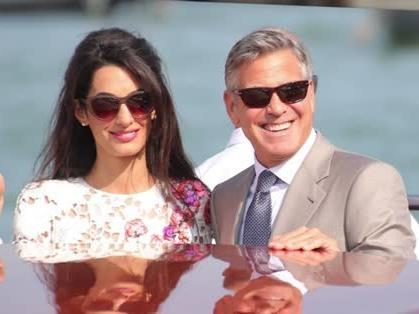 Amal Alamuddin and George Clooney Wedding: All the Details ...