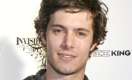 For Adam Brody, It's Art Imitating Life