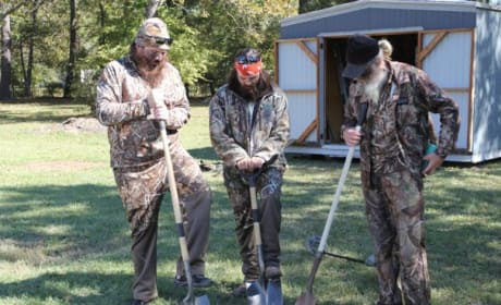 Duck Dynasty Finale Photo
