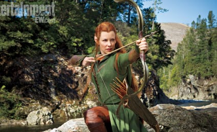 The Hobbit Tauriel Image: Check out the New Female Elf