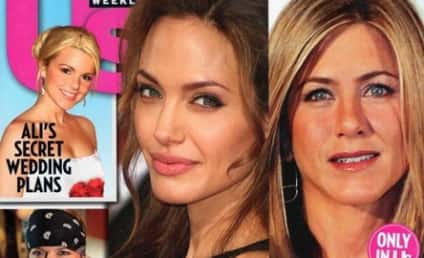 Breaking News: Angelina Jolie Steals Brad Pitt From Jennifer Aniston!